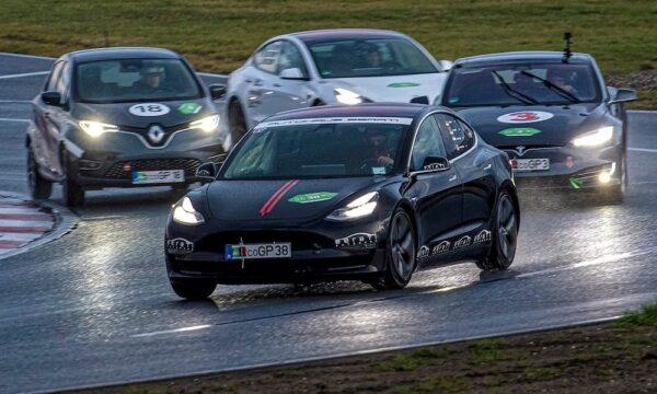 24h Rennen in Oschersleben mit dem Model 3
